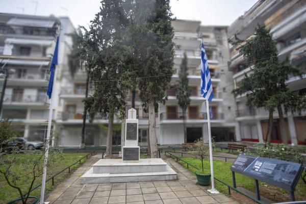 Μνημείο Ομαδικού Τάφου