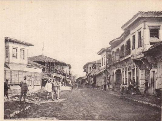 The Old (Ottoman) Market