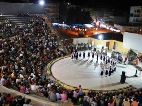 Κλείνει το ανοιχτό θέατρο Γιαννιτσών. Ακύρωση όλων των εκδηλώσεων