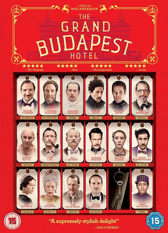 Το «Ξενοδοχείο Grand Budapest» στο θερινό σινεμά των Γιαννιτσών
